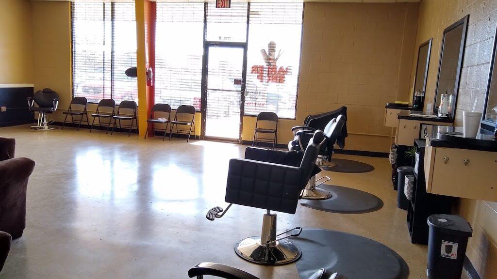 Salon, Barbershop or Both
